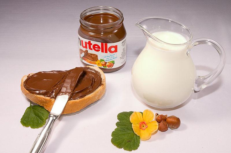 نوتيلا nutella لزيادة الوزن و صبغ الشعر وغيره