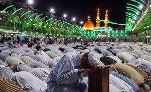 رسائل تهنئة بمناسبة شهر رمضان