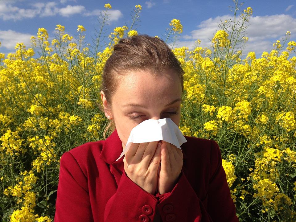 علاج حساسية فصل الربيع