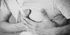 أسباب السكتة القلبية المفاجئة 1