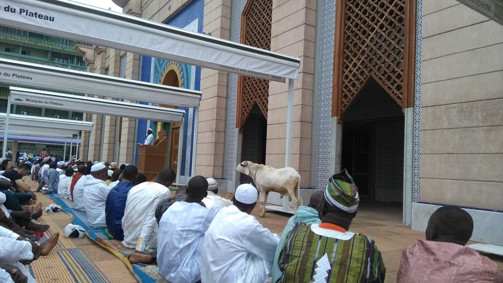 طريقة أداء صلاة عيد الأضحى المبارك