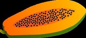 فاكهة البابايا للحامل