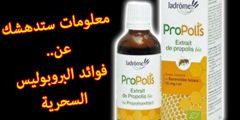 فوائد البروبوليس