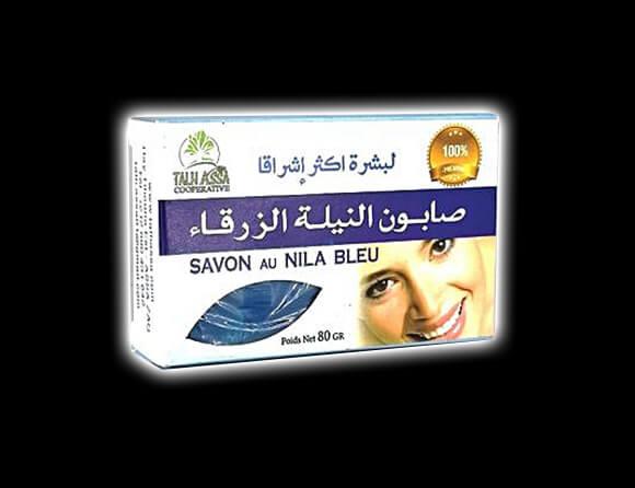 صابونية النيلة الزرقاء الاصلية 13 استخدام لها